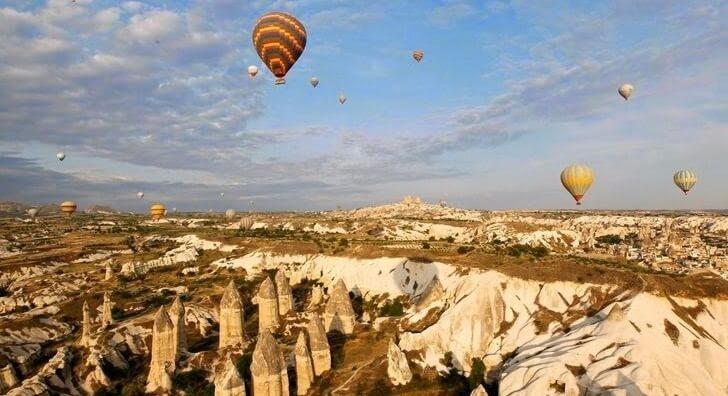 Türkiye'nin Güzellikleri
