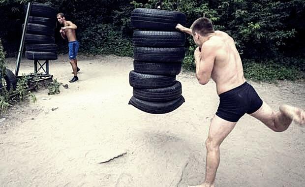 Açık Havada Fitness