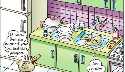 Bu karikatürler Gülme Garantili