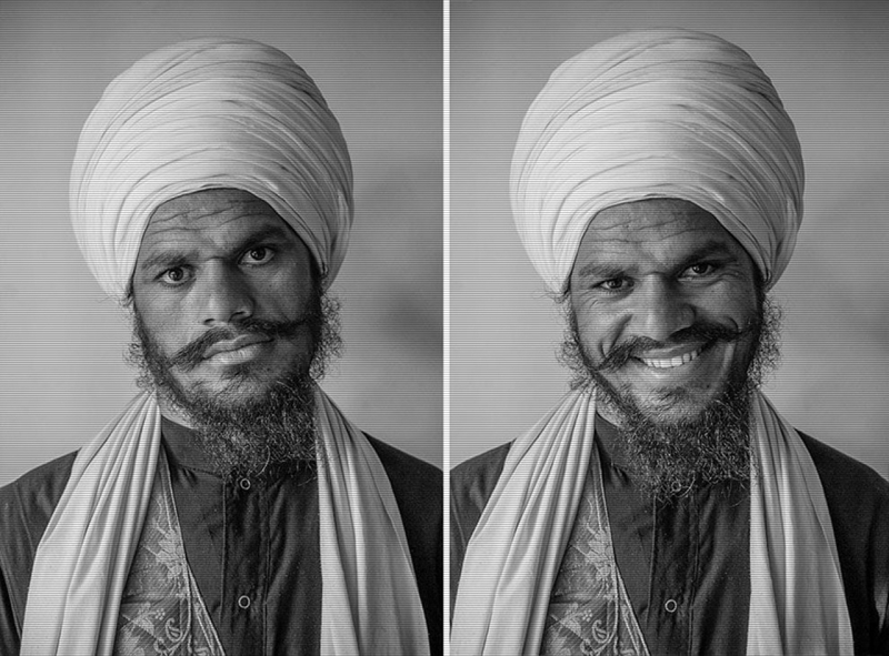Gülümsemenin İnsanların Yüzündeki Sihirli Etkilerini Gözler Önüne Seren Fotoğraflar