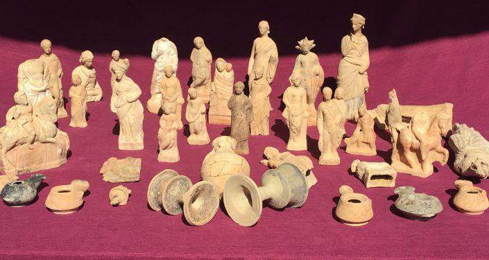 2020'de 6 binden fazla arkeolojik eser gün ışığına çıkarıldı
