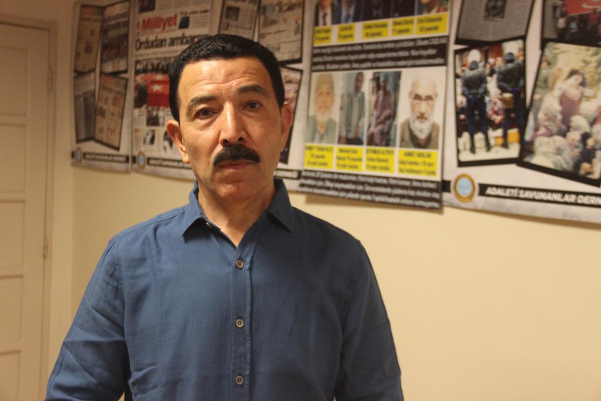 28 Şubat mağduru Kanmaz: 'Kesinlikle cezaevinden tahliye edilmelerini istemiyoruz'