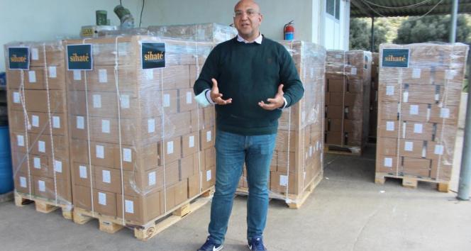30 bin şişe zeytinyağı talebini 76 bin şişeye çıkardılar