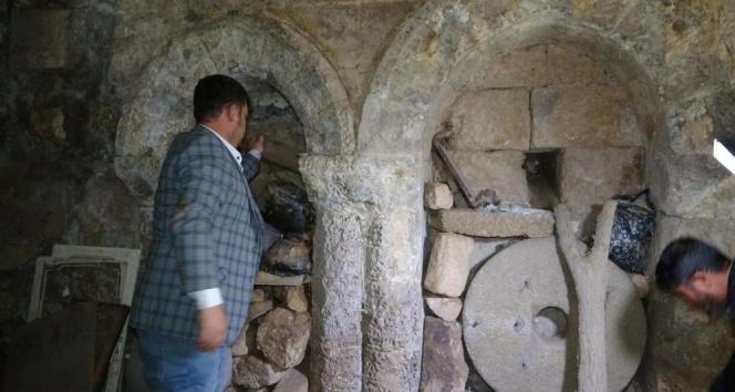 7 milyon 250 bin liraya satışa çıkarılan 1700 yıllık kiliseye alıcı bulunamıyor