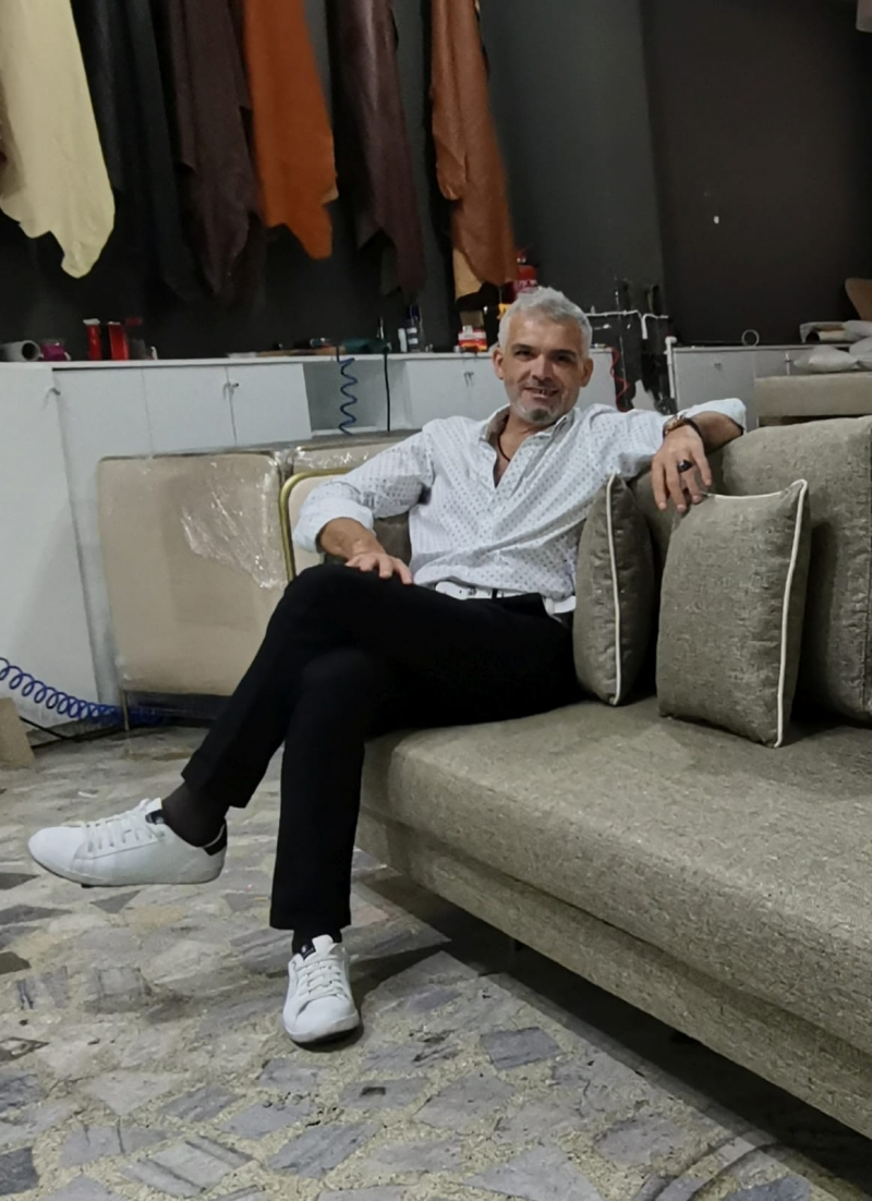 A WORLD LEADER OF TURKISH LUXURIOUS SPECIAL PRODUCTION FURNITURE