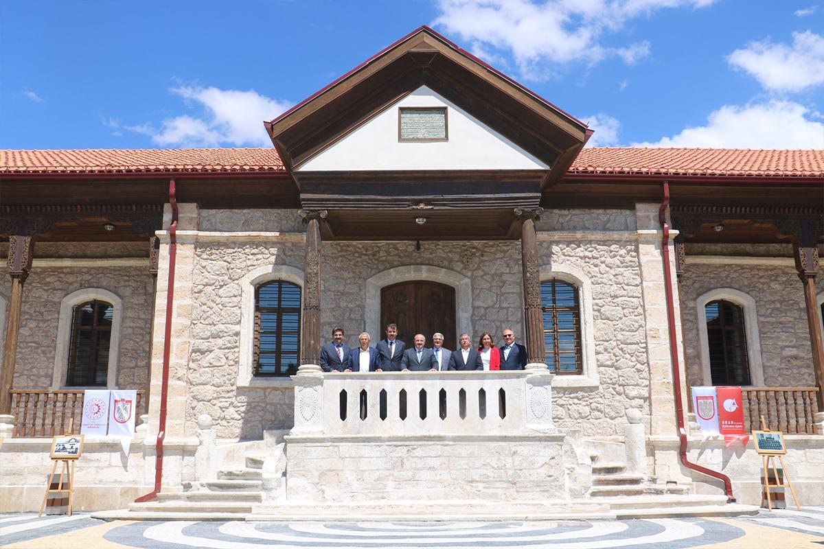 Abdülhamit Han'a atfen yaptırılan tarihi bina müzeye dönüştürüldü