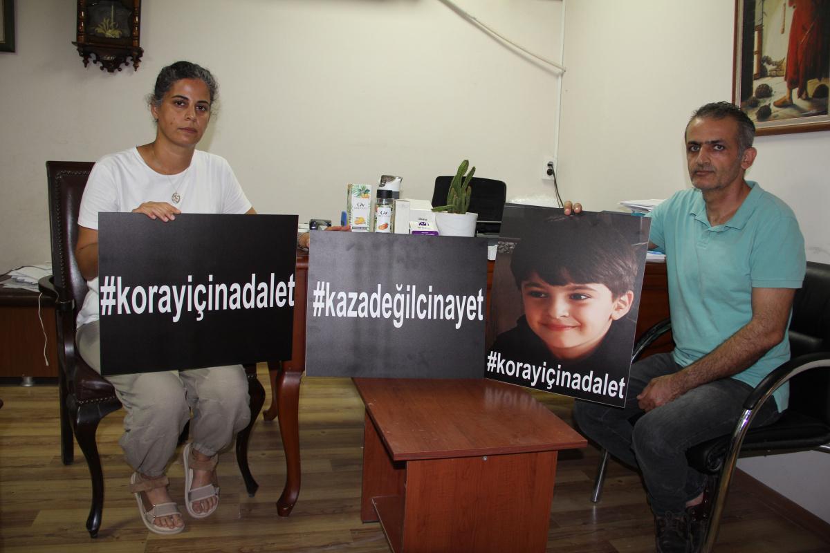 Acılı aile: 'Oğlumuzun yaşama hakkı elinden alındı. Adalet istiyoruz'