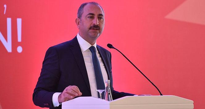 Adalet Bakanı Abdulhamit Gül: 'Aileyi ve toplumsal dokumuzu koruyoruz'