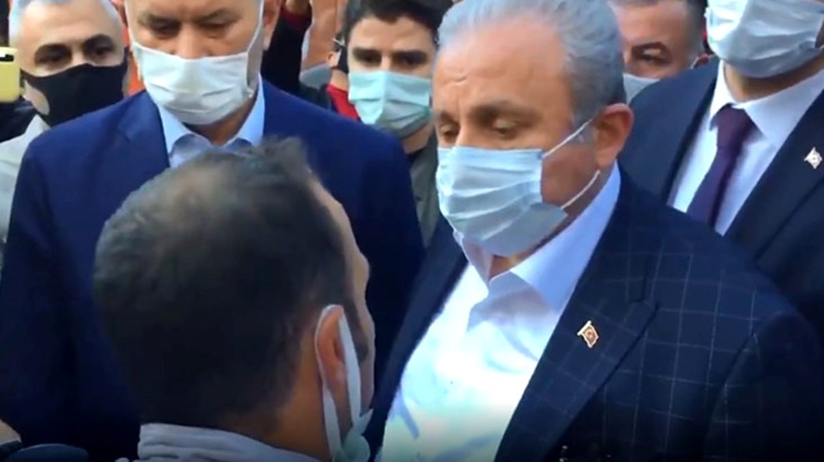 Aileleri enkaz altındaki vatandaşların TBMM Başkanı Mustafa Şentop'tan isteği kahretti: Kepçelerle kazmasınlar
