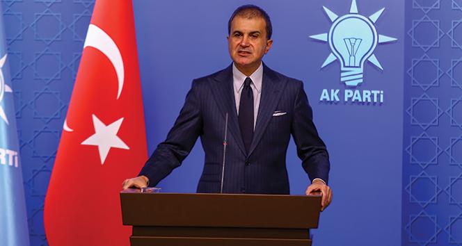 AK Parti Sözcüsü Çelik'ten İYİ Parti Genel Başkanı Akşener'e tepki