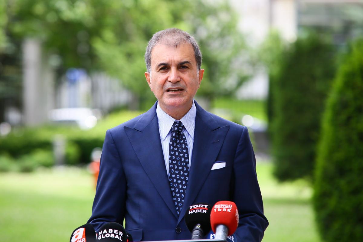 AK Parti Sözcüsü Çelik'ten Türkiye'nin farklı illerinde çıkan orman yangınlarına ilişkin açıklama