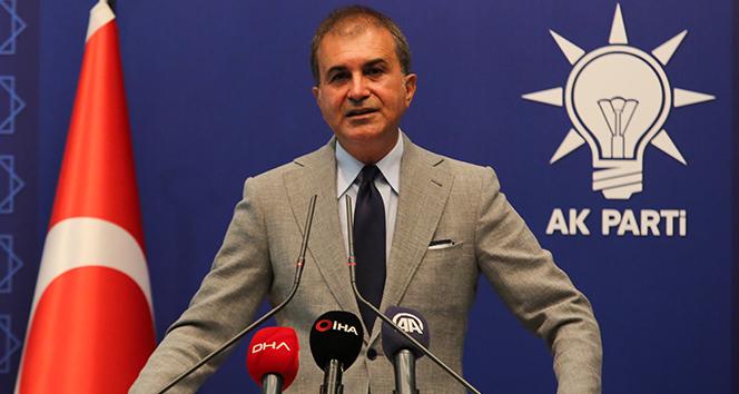 AK Parti Sözcüsü Ömer Çelik: 'Elmalı davasını yakından takip ediyoruz'