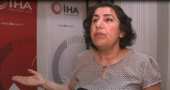 Almanya'da evlat nöbeti tutan anneden PKK ve HDP'ye sert tepki