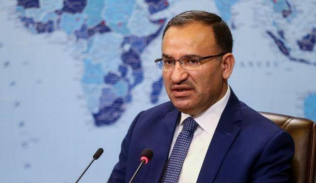 Anayasa Komisyonu Başkanı Bozdağ'dan İstanbul Sözleşmesi açıklaması