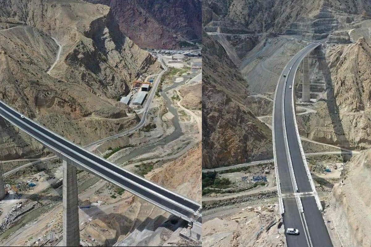 Artvin-Erzurum Devlet Yolu Relokasyonu ulaşıma açıldı