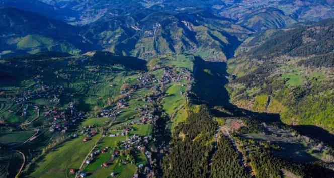 Artvin'in Şavşat ilçesi Kocabey köyü karantinaya alındı