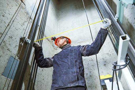 Asansör montajı son derece özenli yapılmalıdır