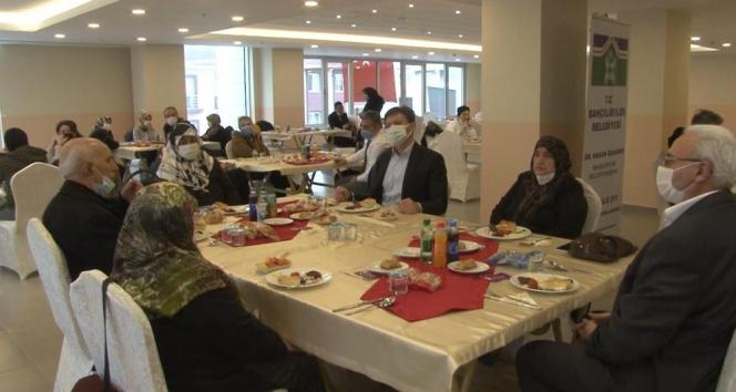 Bahçelievler Belediyesi, şehit ailelerini misafir etti