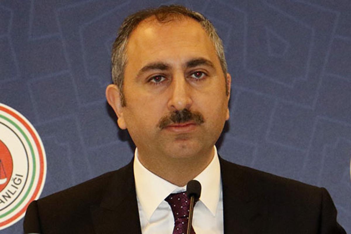 Bakan Abdülhamit Gül: 'Yargı mensubu dosyasındaki delile bakar'