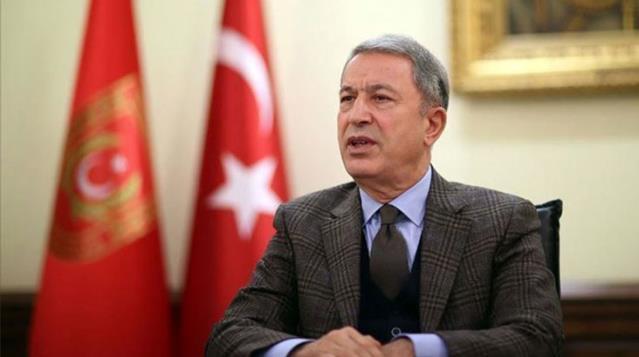 Bakan Akar: Karabağ'da ortak merkez yarın faaliyete başlayacak