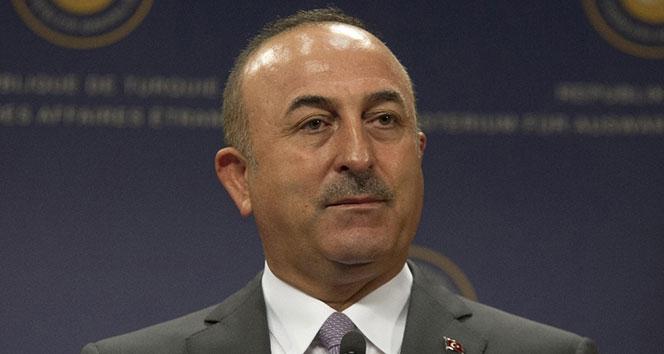 Bakan Çavuşoğlu, Fildişi Sahili Dışişleri Bakanı Kandia Camara ile telefonda görüştü