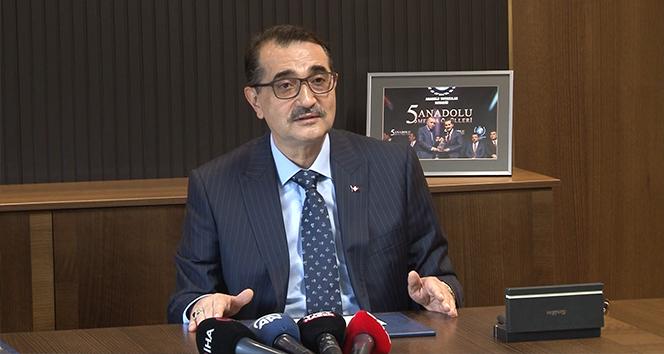 Bakan Fatih Dönmez: '2 milyon 500 bin metrekare tek çizgi altında'