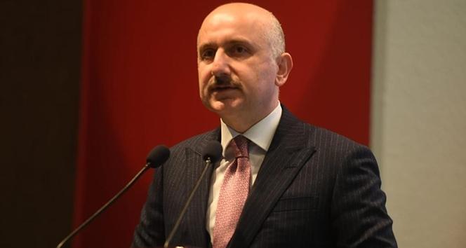 Bakan Karaismailoğlu'ndan metrolarda U harfi kullanılmasına yönelik açıklama