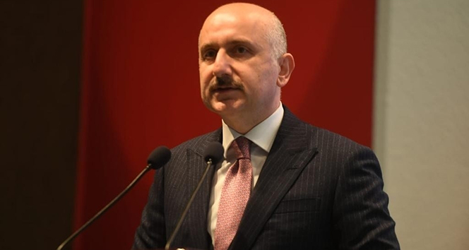 Bakan Karaismailoğlu: 'Ulaştırma ve altyapı yatırımları 1 trilyon 555 milyar TL'ye ulaşacak'