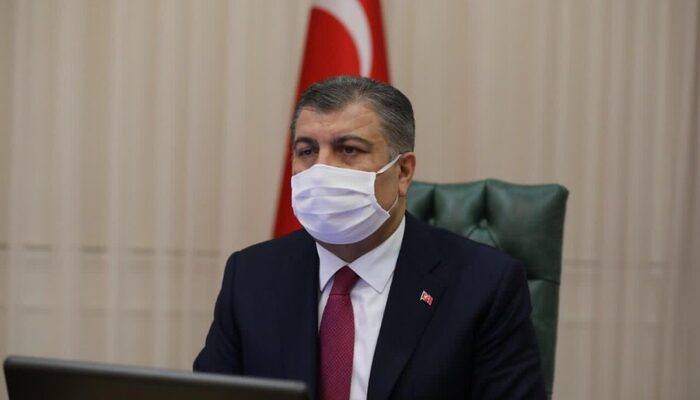 Bakan Koca'dan 5 ilin sağlık müdürüyle kritik koronavirüs toplantısı