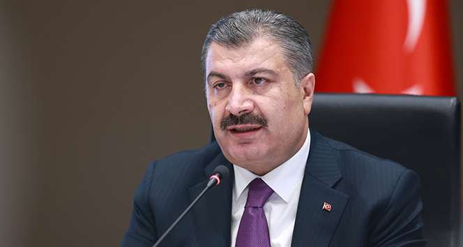 Bakan Koca MHP Genel Başkanı Bahçeli'yi tebrik etti