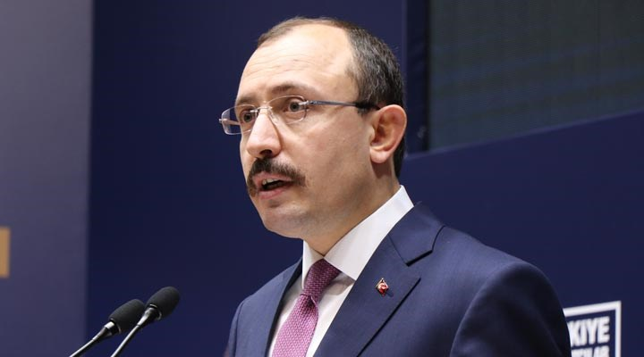 Bakan Mehmet Muş, Barzaniler ile görüşmek için Erbil'e gitti