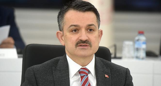 Bakan Pakdemirli: 'Vatandaşlarımızın sorunsuz biçimde geçirmesi için tüm tedbirleri aldık'