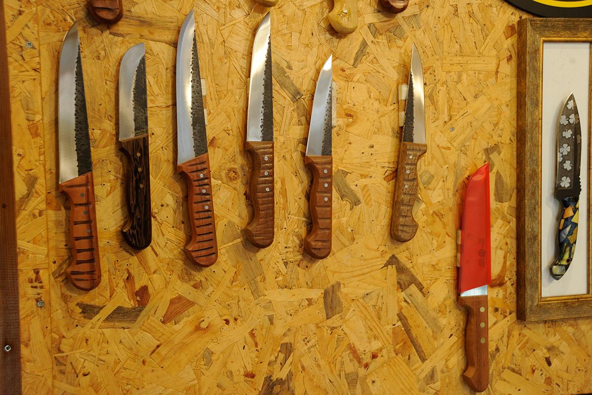 Bıçakçılarda Kurban Bayramı hareketliliği başladı