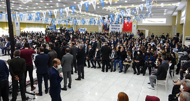 Bu kongre Diyarbakır'ı kırmızı kategoriye çıkarır