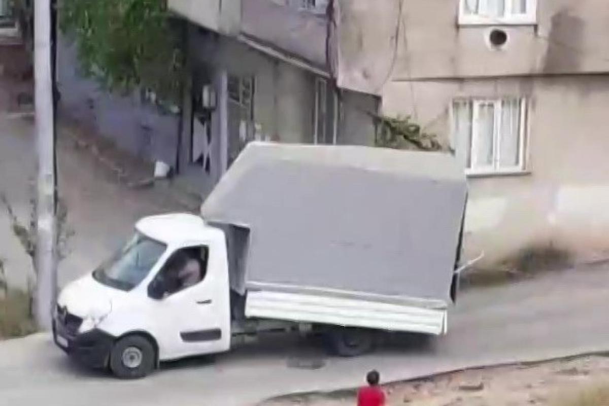 Bursa'da garip olay