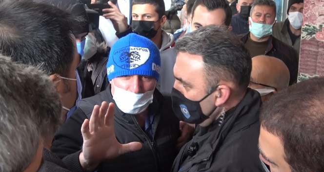 Bursa'da vatandaştan Kılıçdaroğlu'na