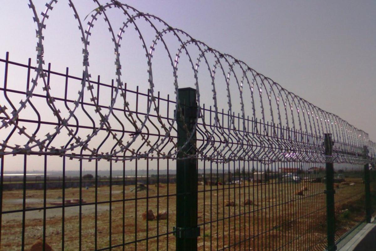 Büyükçekmece'de jiletli tel kullanımı yasaklanıyor