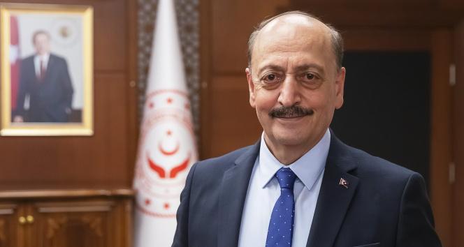 Çalışma ve Sosyal Güvenlik Bakanı Bilgin, işçi ve emekçilerin '1 Mayıs'ını kutladı