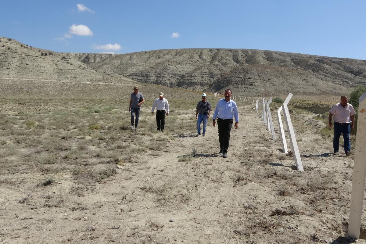 Çankırı'da köylülerden 'tuz fabrikası' tepkisi