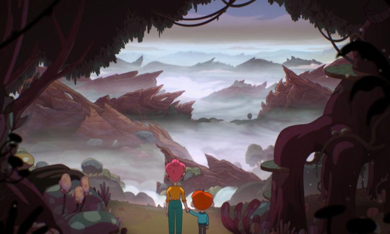 Cartoon Network'ten bilim kurgu tadında çizgi film: Dünyalı Elliott