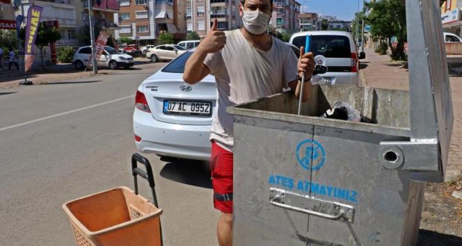Çöp toplayarak KPSS'de Türkiye 25'incisi oldu, şimdi hedefi Hukuk Fakültesi