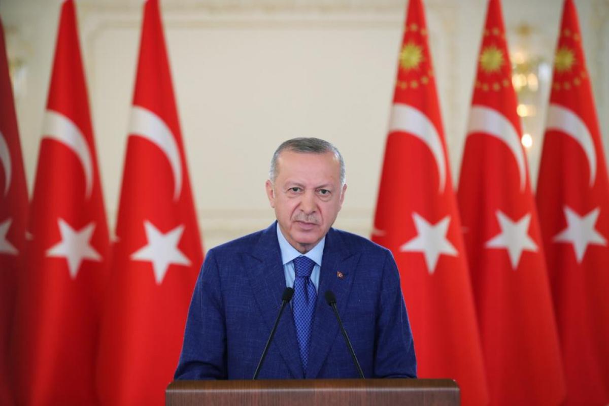 Cumhurbaşkanı Erdoğan 15 Temmuz'un 5. yıldönümü dolayısıyla millete seslendi