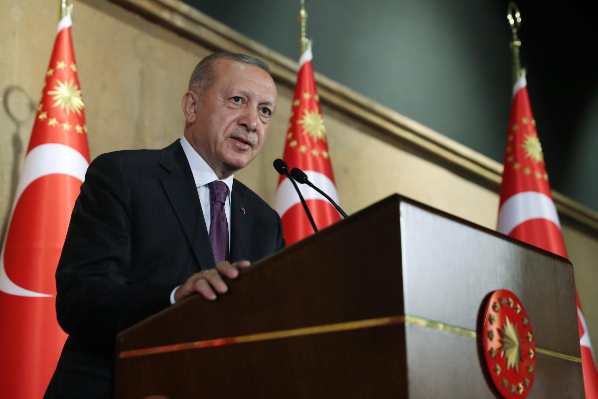 Cumhurbaşkanı Erdoğan'dan 30 Ağustos Zafer Bayramı mesajı