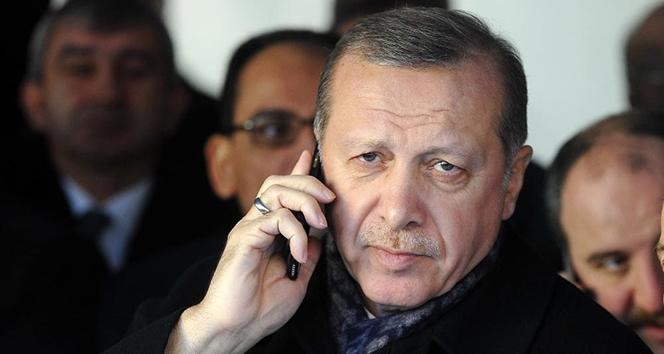 Cumhurbaşkanı Erdoğan'dan Borisov'a tebrik telefonu