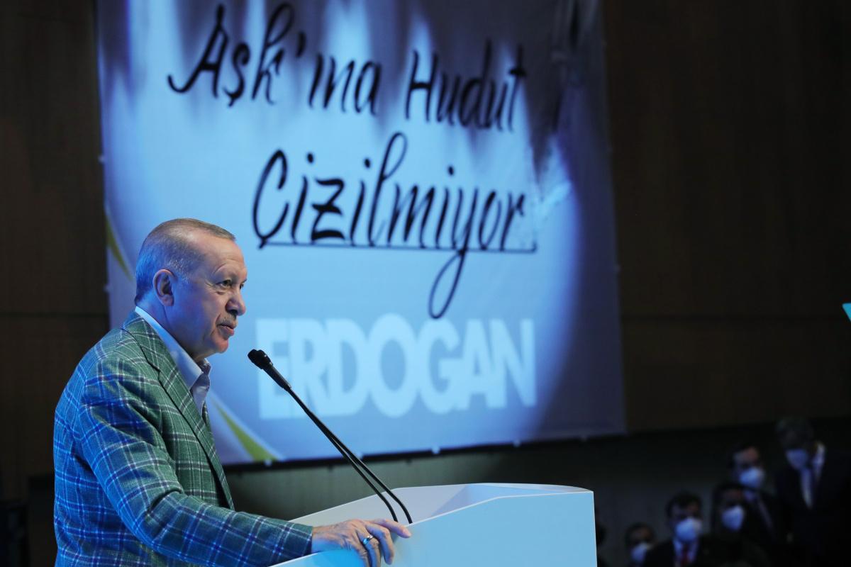 Cumhurbaşkanı Erdoğan'dan 'Fatih' tepkisi