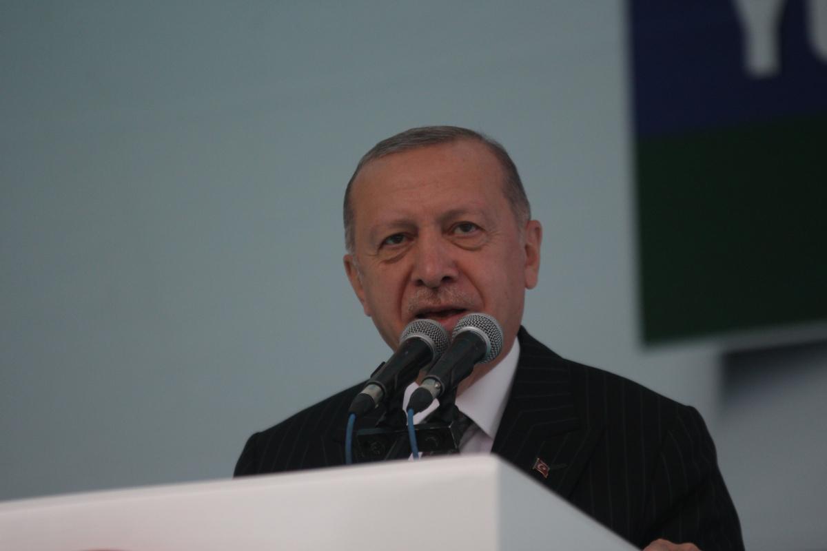 Cumhurbaşkanı Erdoğan: 'Enflasyon sadece bizim değil dünyanın da sorunudur'