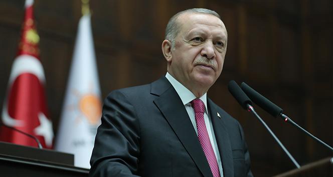 """Cumhurbaşkanı Erdoğan: """"Haliç'i nasıl tertemiz yaptıysak, Marmara'mızı da temizleyeceğiz"""""""