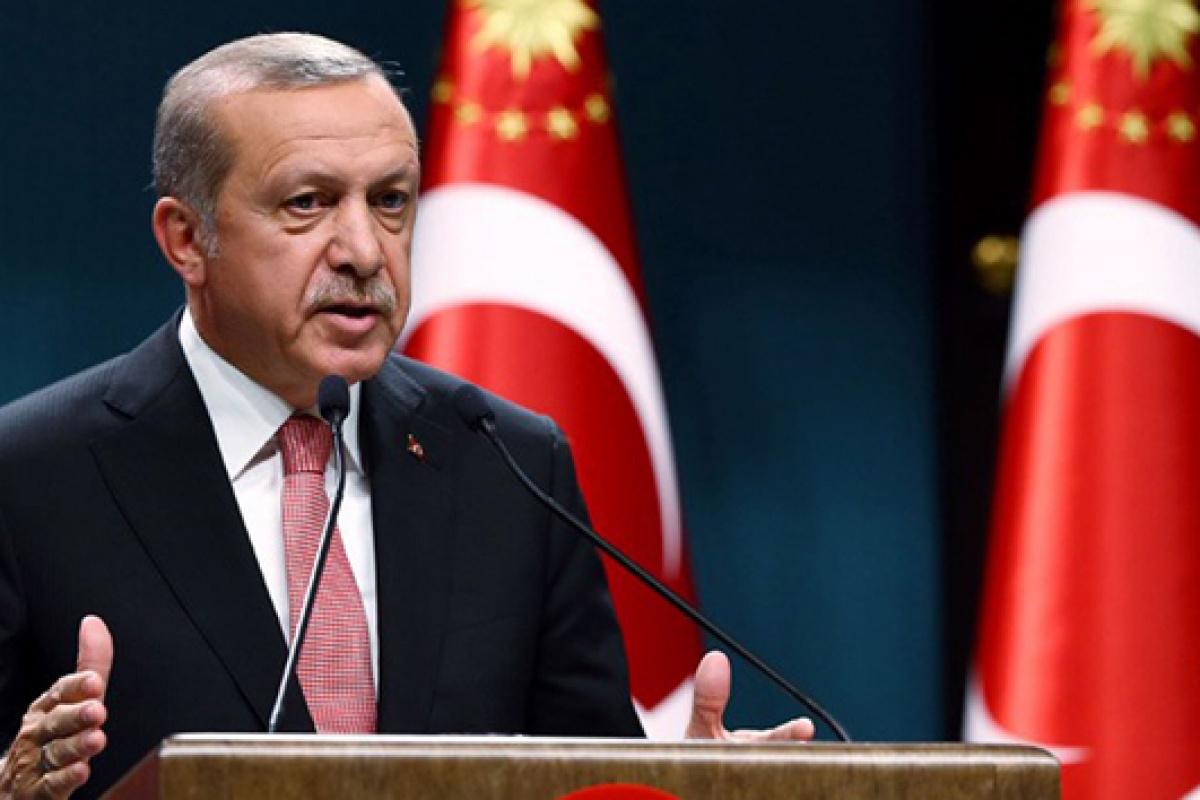 Cumhurbaşkanı Erdoğan: 'Orman yangınlarının söndürülmesi için devletin tüm imkanları seferber'