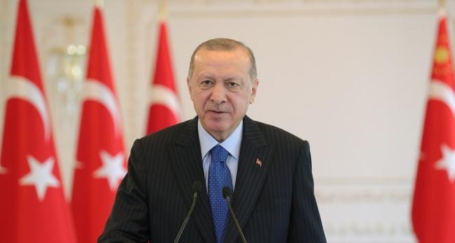 Cumhurbaşkanı Erdoğan, Türk Polis Teşkilatı'nın 176. kuruluş yıl dönümünü kutladı