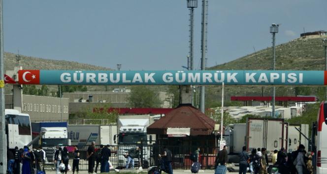 Cumhurbaşkanı talimat verdi, Gürbulak Gümrük Kapısı'nda hazırlıklar başladı